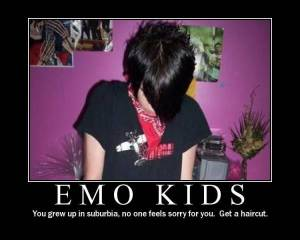 Emo Kids - get happy!
