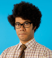 Harry...er, I mean Maurice Moss from the IT Crowd